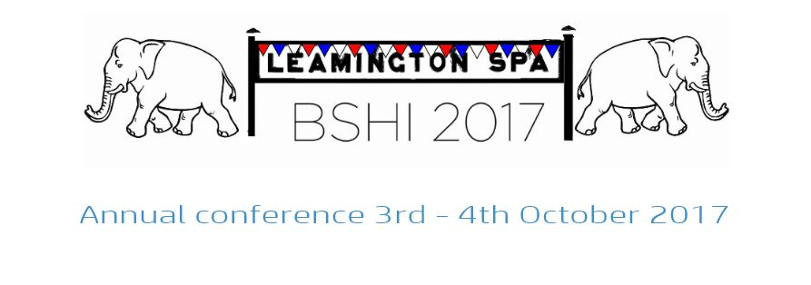 BSHI Conference 2017